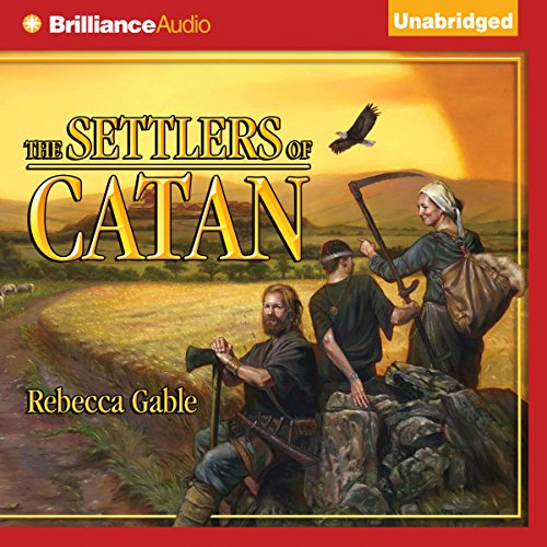 The Settlers of Catan audiobook cover art