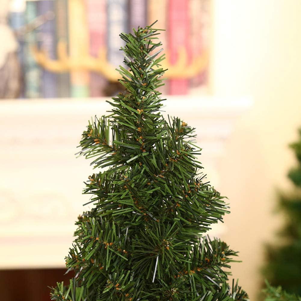 20cm Mini Christmas Linen Tree Creative Tree Pendant Festive Ornaments for Window Home Christmas Decoration