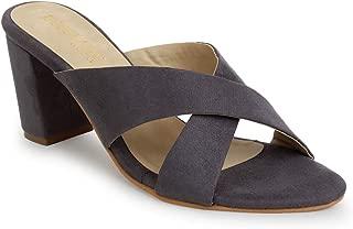 SCENTRA BOSSLADY6 Grey Heel