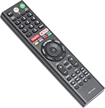 Best New RMF-TX310U Replace Voice Remote Control with Mic fit for Sony 4K Smart Bravia TV XBR-43X800G XBR-75X800G XBR-65X800G XBR-49X800G XBR-55X800G XBR-85X900F XBR-49X900F XBR-75X900F XBR-65X900F Review