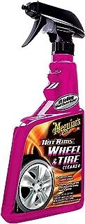 Meguiar's G9524 Hot Rims Wheel Cleaner - 24 oz. 4 Pack