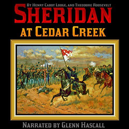 Sheridan at Cedar Creek cover art