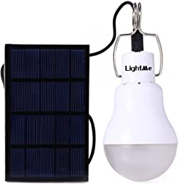 Best solar lights for camping