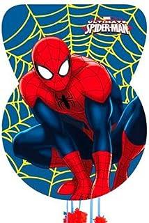 Amazones Cumpleaños Spiderman Decoracion Piñatas