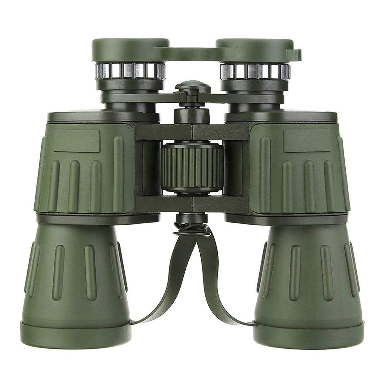 日曜日アパル外交問題ナイトビジョン10x50 HD双眼鏡ミリタリーズーム強力な狩猟光学天文学望遠鏡目的のアイピース調整