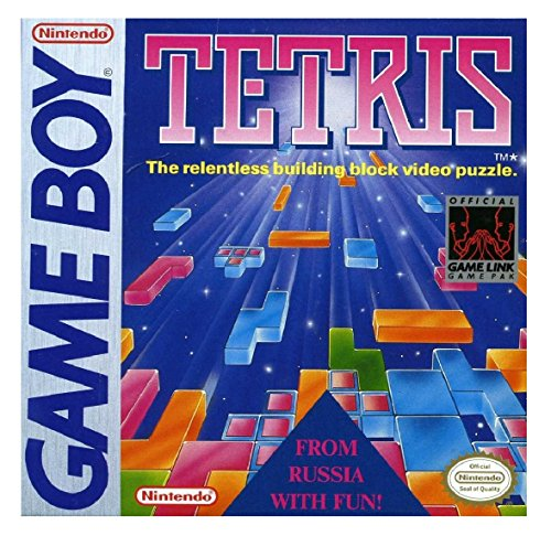 Tetris [Game Boy] [Importado de Francia]