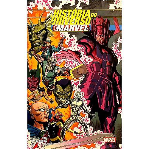 A História Do Universo Marvel