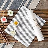 AGAN vanzlife hogar Kit para Preparar Rollos de Herramientas Mayorquinas para la fabricación de Rodillos de moldeo de arroz y Cortinas para el Fabricante