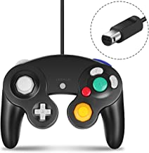 Gamecube Controller Compatible with Nintendo Gamecube and Wii U Classic Wired Controller..