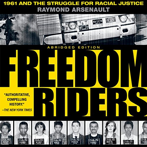 Freedom Riders audiobook cover art