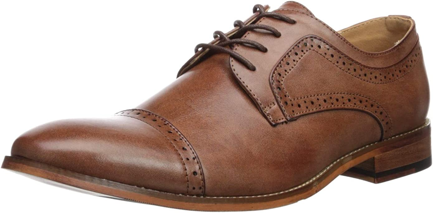 Cheap Cheap SALE Start Unlisted by Kenneth Cole Men's Cheer Oxford