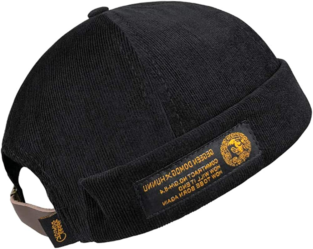 jerague Cotton NEW before selling ☆ Brimless Docker Cap Love Inventory cleanup selling sale Casual Adjustable Street