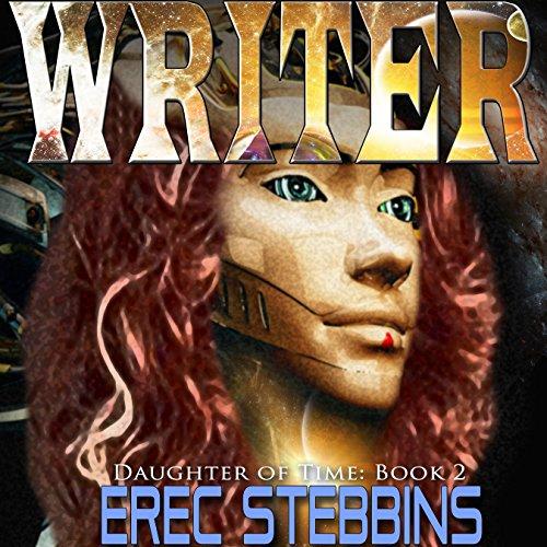 Writer audiobook cover art