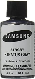 Samsung DH81-11983A Touch Up Paint, Stratus Gray