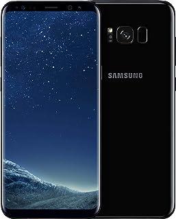 Samsung Galaxy S8+ Dual Sim - 64GB, 4G LTE, Midnight Black