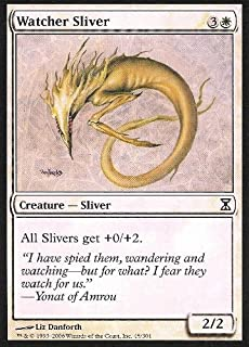 Magic: the Gathering - Watcher Sliver - Time Spiral