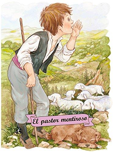 El pastor mentiroso: 45 (Troquelados clásicos)