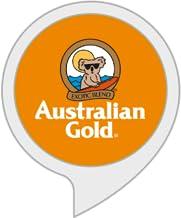 Golden Hour com Australian Gold!