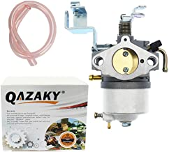 QAZAKY Carburetor Replacement for Yamaha Golf Cart Gas Car G16 - G17 G18 G19 G20 4-Cycle Drive Engine Carb 1996 1997 1998 1999 2000 2001 2002 JN6-14101-14 JN6-14101-15 JN3-14101-00 JN6-14101-10