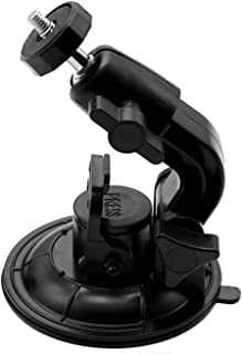 Brain Freezer 9 cm Diameter Suction Cup Mount Compatible with Gopro Hero 8/7/6/5, DJI Osmo Action, Sjcam Sj6, Sj7, Sj5000, Yi and All Action Cameras