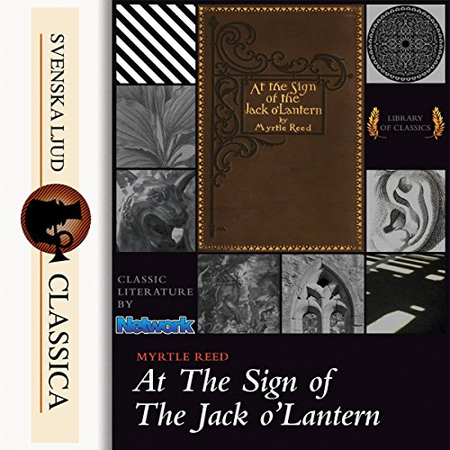 At The Sign of The Jack O'Lantern audiobook cover art