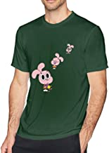 Personalized Mens Tees Top Anais The Amazing World of Gumball Tee T-Shirts