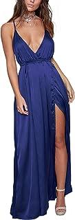 Best blue satin dress Reviews