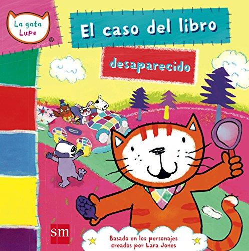 El caso del libro desaparecido (La gata Lupe)