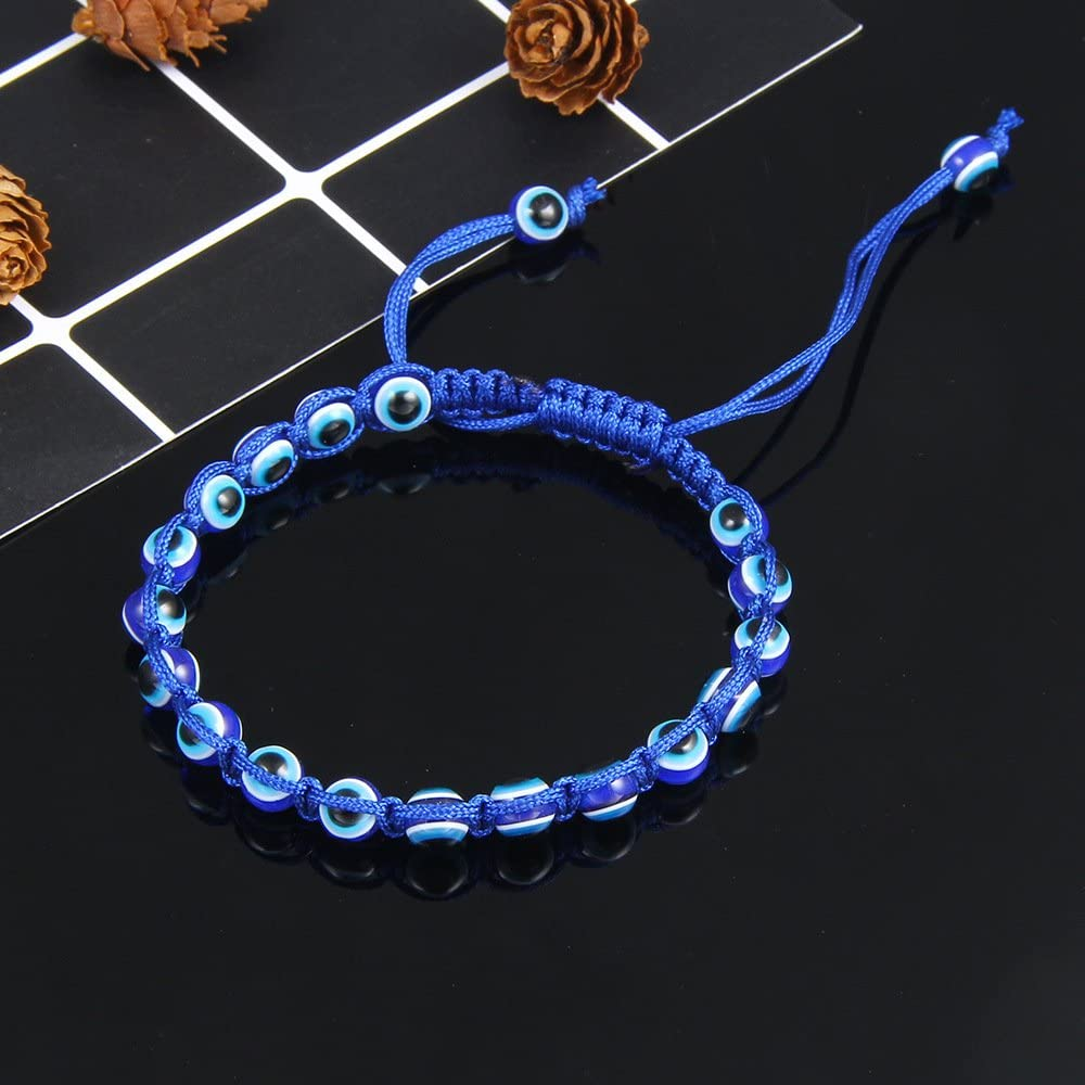 RagBear Evil Eye Bead Bracelet Meaning Bracelets From Greece Crystal