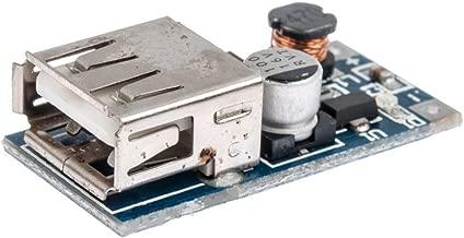 Solu ® PFM Control Mini Dc-dc 0.9v-5v to USB 5v Dc Boost Step-up Power Supply Module//pfm Dc-dc USB 0.9v-5v to 5v Dc Mobile Power Boost Step-up Power Supply Module USB Booster Circuit Board// Dc-dc Boost Module 0.9v ~ 5v to 5v 600ma USB Mobile Power Boost Circuit Board