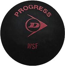 Dunlop Progress 12X 1BBX Squash Ball, Multicolour, DL700103