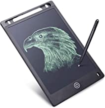 Techleads LCD Writing Screen Tablet Drawing Board for Kids/Adults, 8.5 Inch (Black)