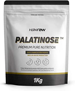 Palatinosa (Isomaltulosa) de HSN | Muy Bajo Índice Glucé