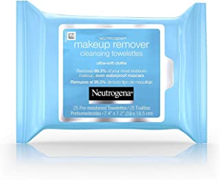 Neutrogena Makeup Remover Cleansing, 25 Sheets