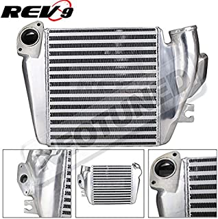 fits Subaru Legacy GT 2.5L 6MT 2010-12 Rev9 ICK-062/_2 Rev9 Intercooler Upgrade Kit ICK-062/_2 Performance Bolt On Replacement