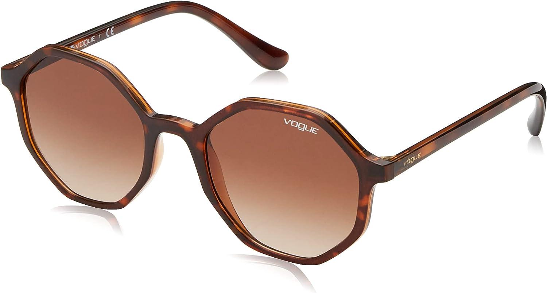 Vogue Sales results No. 1 Eyewear Women's Octagonal Sunglasses Vo5222s trend rank