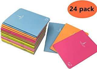 Pocket Notebook Set Pack of 24 (3.5