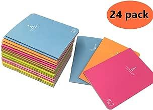 pack of mini notebooks