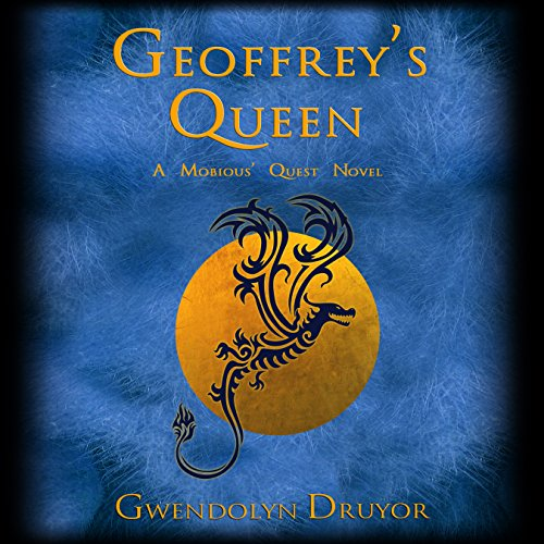 Geoffrey's Queen audiobook cover art