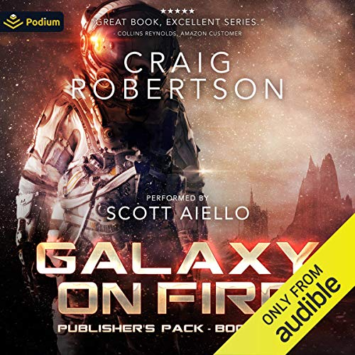 Galaxy on Fire: Publisher's Pack  By  cover art