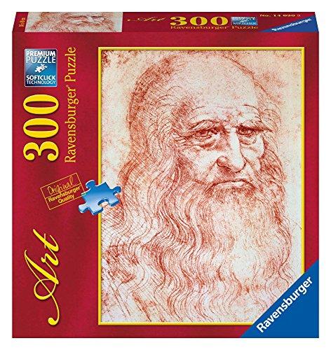 Ravensburger Italy Puzzle 300 Pezzi Arte Autoritratto di, Multicolore, 4005556140305