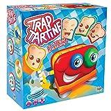 Splash Toys-Juego de Mesa-TRAP'TARTINE, Color Jaune 30126
