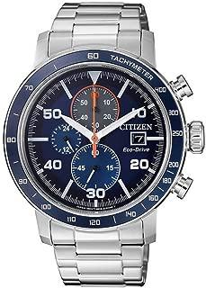 Citizen Chronograph Blue Dial Men's Watch-CA0640-86L