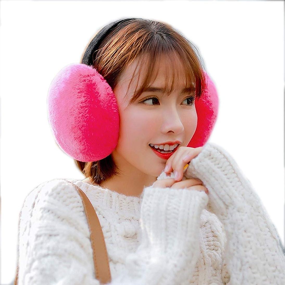 そこお気に入り犯人おしゃれスカーフ イヤーマフ女性の冬暖かいイヤーマフ厚く調節可能な豪華な耳のカバーは耳を暖かく保ちます ソフトスカーフ ファッション