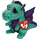 HollyDel Christmas Stockings & Stocking Stuffers; Compatible with Cinder Beanie Boo Dragon Plush (2X pcs)
