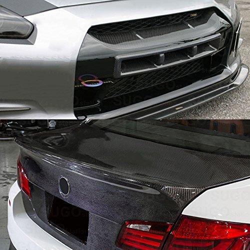 Preisvergleich Produktbild Sedeta® 5D Carbon-Faser-Hochglanz-Abziehbild-Aut... ändern Film DIY Aufkleber 4 x12