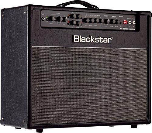 Black star HT Venue Series Stage 60 60W 1x12 Tube Guitar Combo Amp MKII Black