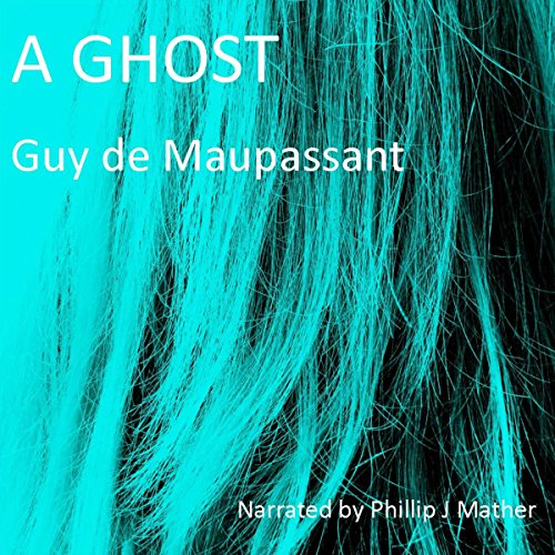 A Ghost audiobook cover art