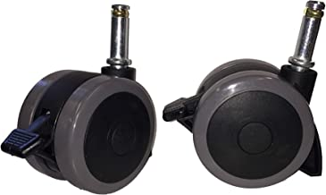 Napoleon Gas Grill Replacement Caster Wheel Set of Two for Rogue & Prestige Series Grills S82001