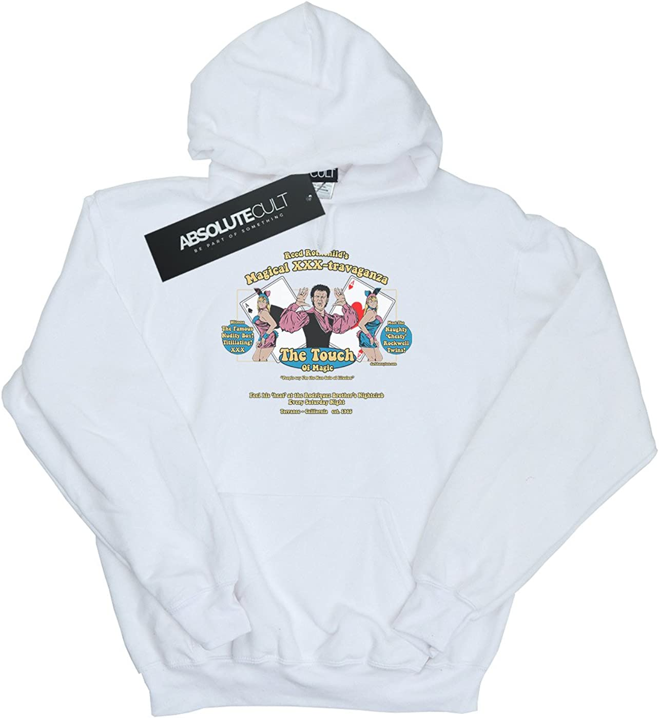 Alex Chenery Girls Touch of Magic Hoodie